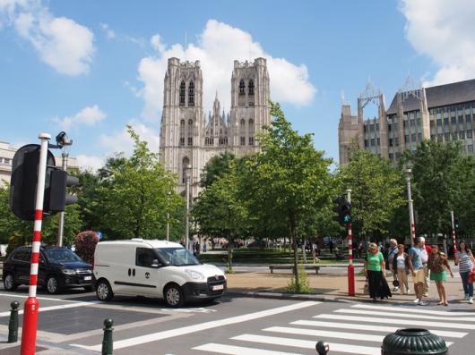 Кафедральный собор Святых Михаила и Гудулы, Брюссель