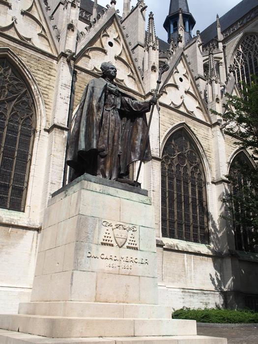 Собор Святых Михаила и Гудулы, Брюссель