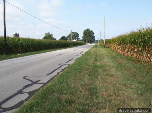Кукурузные поля Огайо